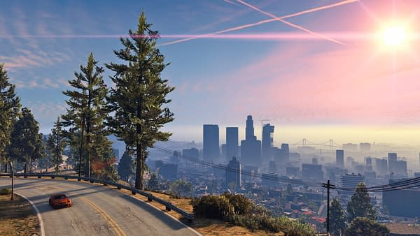 San Andreas will go dark for two hours to remember George Floyd, courtesy of Rockstar Games.