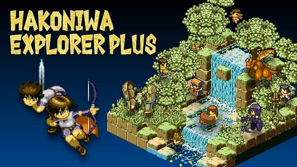Playism Announce One Way Heroics Plus & Hakoniwa Explorer Plus