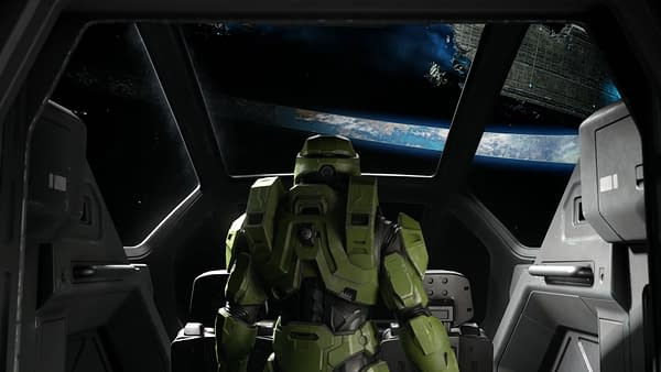 We now have an idea of what's happening in Halo Infinite, courtesy of 343 Industries.