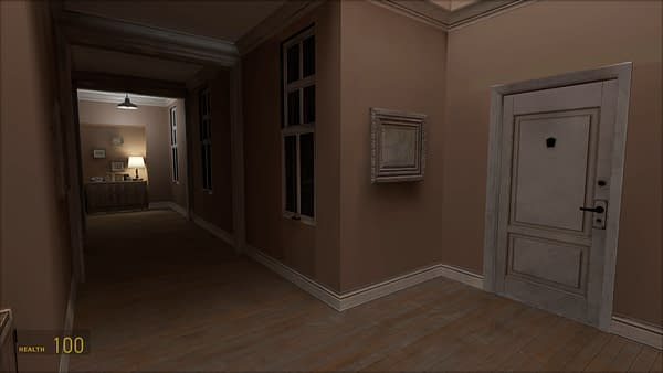 Half-Life: Alyx now has a mod that recreates the terrifying P.T. Credit: AmbientDruth.