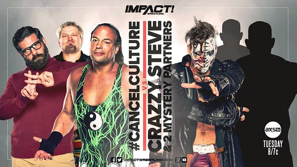 Joey Ryan is scheduled for a match on this week's Impact Wrestling, but it's unknown whether it will air.