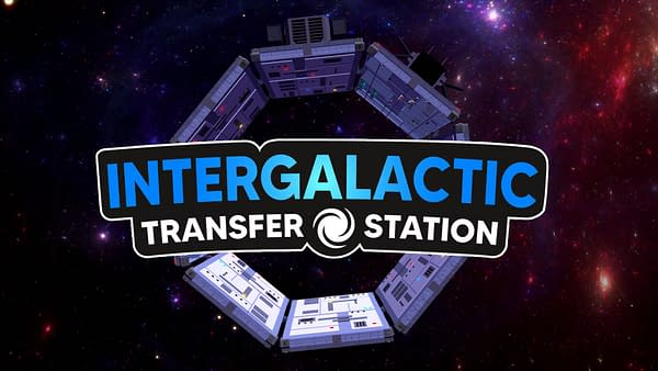 Intergalactic Transfer Station Will Launch In Q3 2021