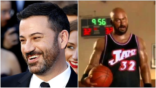 Why Hasn't Jimmy Kimmel Addressed His Own Blackface History?
