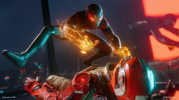 Marvel's Spider-Man: Miles Morales will be released in Holiday 2020.