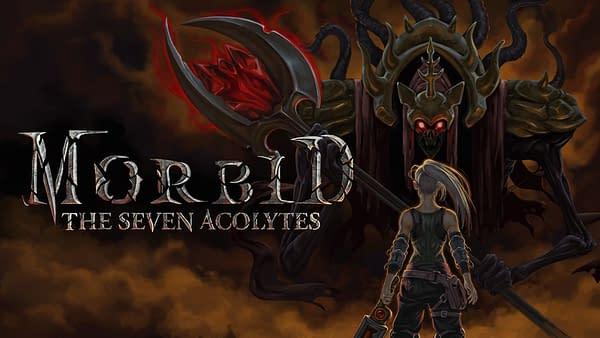 Merge Games Unveils New RPG Morbid: The Seven Acolytes