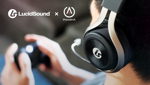 PowerA Announces They've Acquired Fellow Audio Brand LucidSound