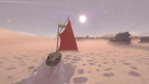 Red Sails Trailer Impresses At PC Gaming Show 2020