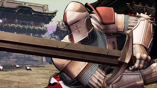 Samurai Shodown's next DLC character is the Warden, courtesy of SNK.
