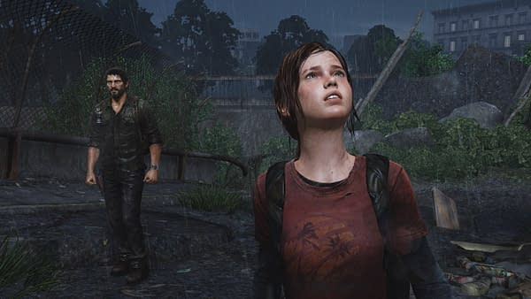 The ending was what made the story of the game truly memorable to many players. Courtesy of Naughty Dog.
