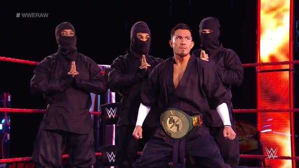 WWE Raw 6/29/20 Part 1