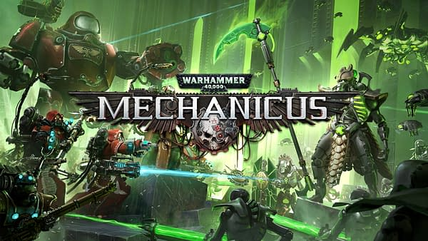Warhammer 40,000: Mechanicus releases on console next month, courtesy of Kasedo Games.