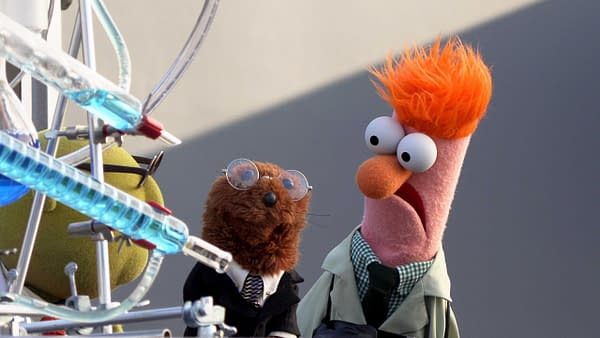 The Muppets Now