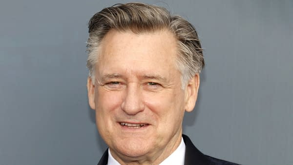 Bill Pullman at the 23rd Annual Critics' Choice Awards held at the Barker Hangar in Santa Monica, USA on January 11, 2018.