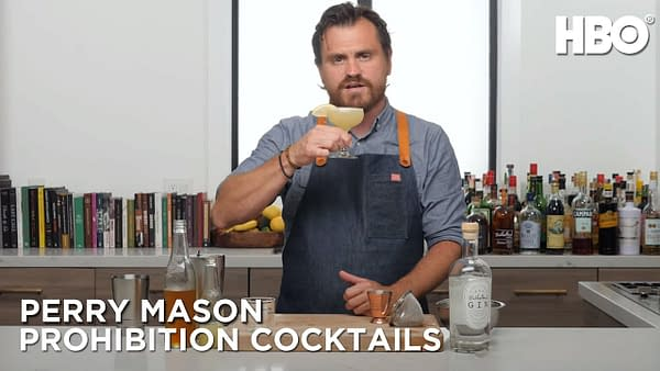Perry Mason: Enjoy an Episode 1 Cocktail with Our Episode 2 Preview