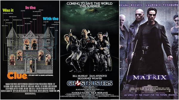 What Movie Do You Want To See Re-Released in Theaters?
