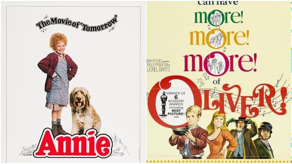 Weekend Evergreen - Best Movie Musical Pairings