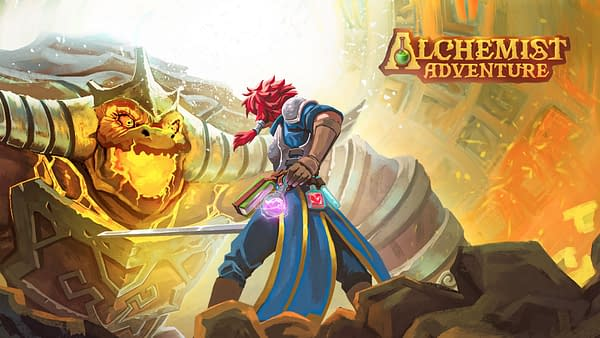 Alchemist Adventure Will Be Coming To PC & Consoles This Fall