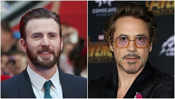 Avengers: Chris Evans, Robert Downey Jr Praise Boy Hero Saving Sister