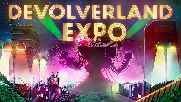 Now you can visit an expo during a pandemic with Devolverland Expo, courtesy of Devolver Digital.