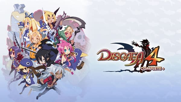 Disgaea 4 Complete+ will be on PC later this Fall, courtesy of NIS America.