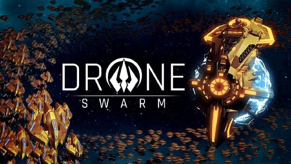 Humanity's last hope lies within these drones, courtesy of Astragon Entertainment.