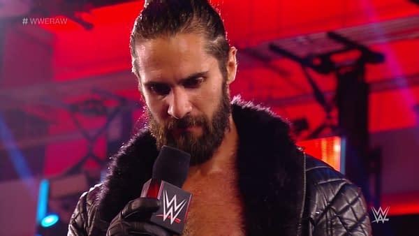 WWE Raw 6/13/20 Part 2 (Image: WWE)