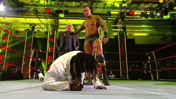 WWE Raw 6/13/20 Part 3 (Image: WWE)