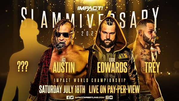 Mystery Opponent(s) Revealed at Impact Slammiversary Main Event (Image: Impact Wrestling)