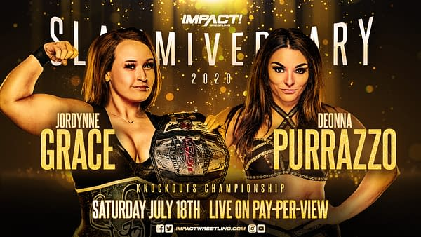 Jordynne Grace Goes to War With Deonna Purrazzo at Slammiversary (Image: Impact Wrestling)