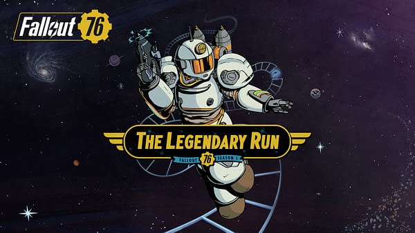 The Legendary Run makes its way into Fallout 76, courtesy of Bethesda Softworks.