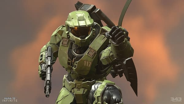Master Chief will see you in 2021... hopefully. Courtesy of 343 Industries.