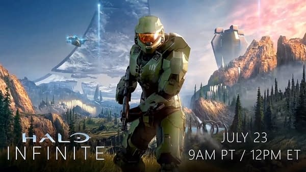 Check out Halo Infinite's first campaign gameplay reveal on Thursday, courtesy of Xbox.