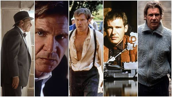 The Fugitive, Air Force One, Top 5 Harrison Films Not Under Lucasfilm
