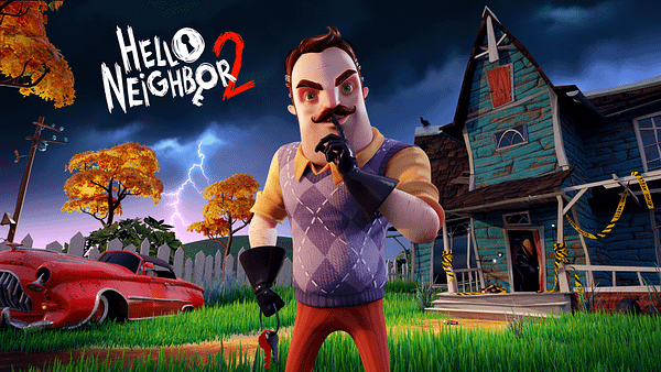 Its a beautiful day in the neighborhood... won't you be mine? Courtesy of tinyBuild Games.