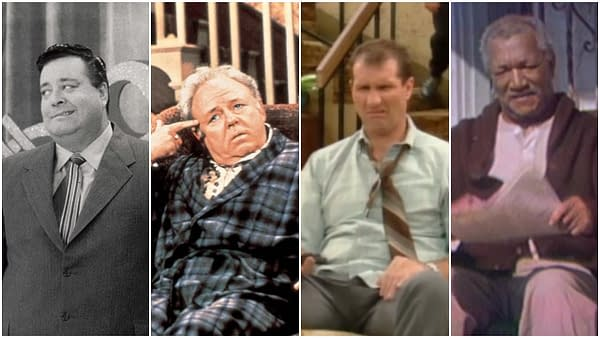 Married with Children, Archie Bunker: Return of the American Curmudgeon