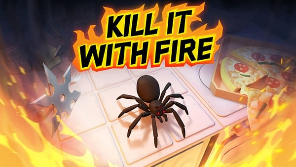 When all else fails, fire is the only sure-proof way to kill things. Courtesy of tinyBuild Games.