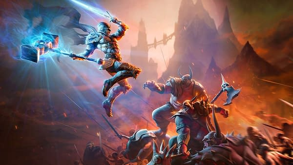 A look at the promo art for Kingdoms Of Amalur: Re-Reckoning, courtesy of THQ Nordic.