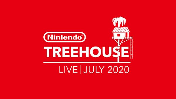 The Nintendo Treehouse Event will take place on July 10th.