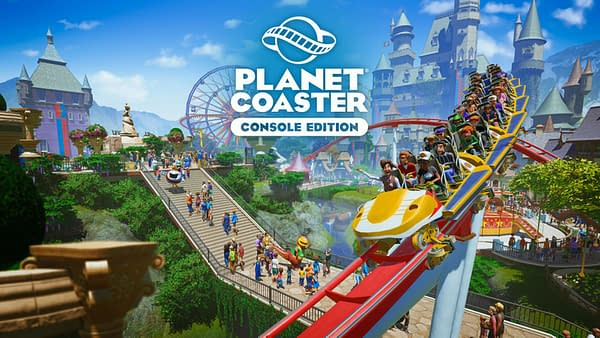 How will you run your park? Courtesy of Frontier Developments.