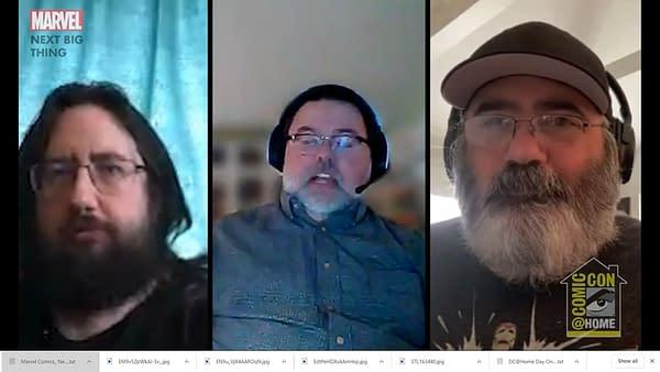 Dan Slott Reveals The Kids Will Majorly Affect Fantastic Four #SDCC