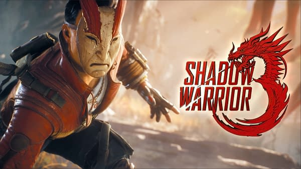 Shadow Warrior 3 is on the way, but how soon will it arrive? Courtesy of Devolver Digital.