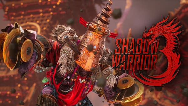 We get a better look at Shadow Warrior 3, courtesy of Devolver Digital.