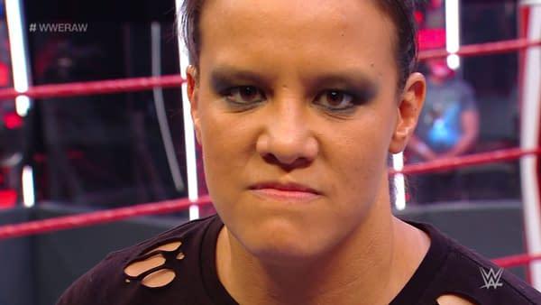 Shayna Baszler returns on WWE Monday Night Raw.