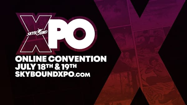 Skybound Xpo ad. Credit: Skybound Entertainment.
