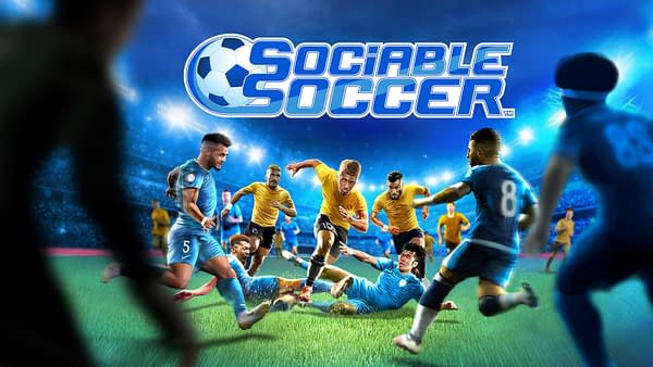 You can now play Sociable Soccer on Apple Arcade, courtesy of Rogue Games.