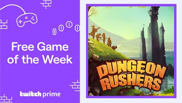 Dungeons Rushers is one of the bonus Free Games With Prime, courtesy of Twitch.