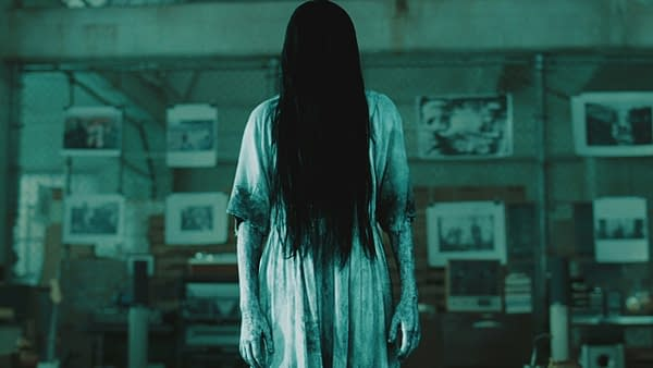 The Ring, Ju-On and The Eternal Wrath of Asian Ghost Woman