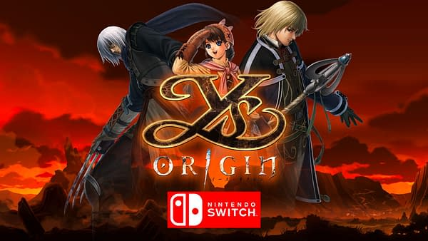 You can get your Switch copy of Ys Origin on October 1st, courtesy of Dotemu.