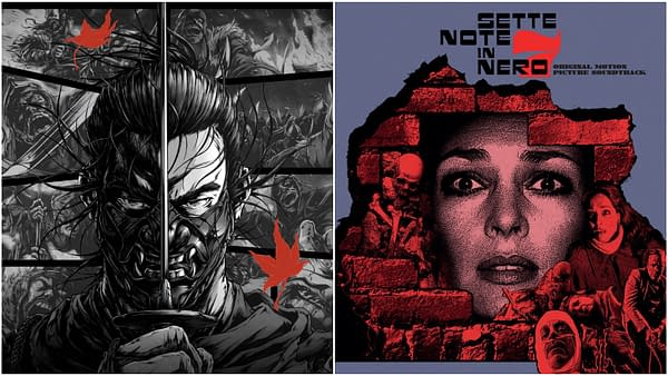 Mondo Music Releases This Week: Ghosts Of Tsushima, Sette Note In Nero
