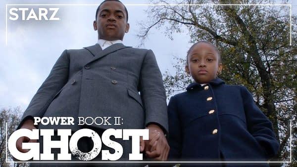 Power Book II: Ghost | Teaser | STARZ